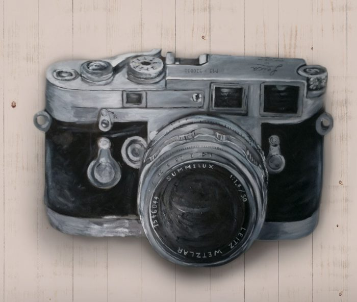 Leica-Camera-Painting-Cropped